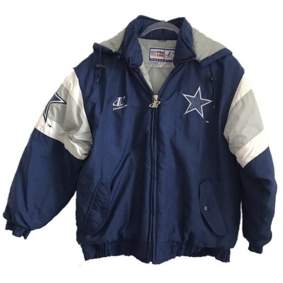 lowest price 260c3 a3da4 Vintage NFL Pro Line Dallas Cowboys Jacket